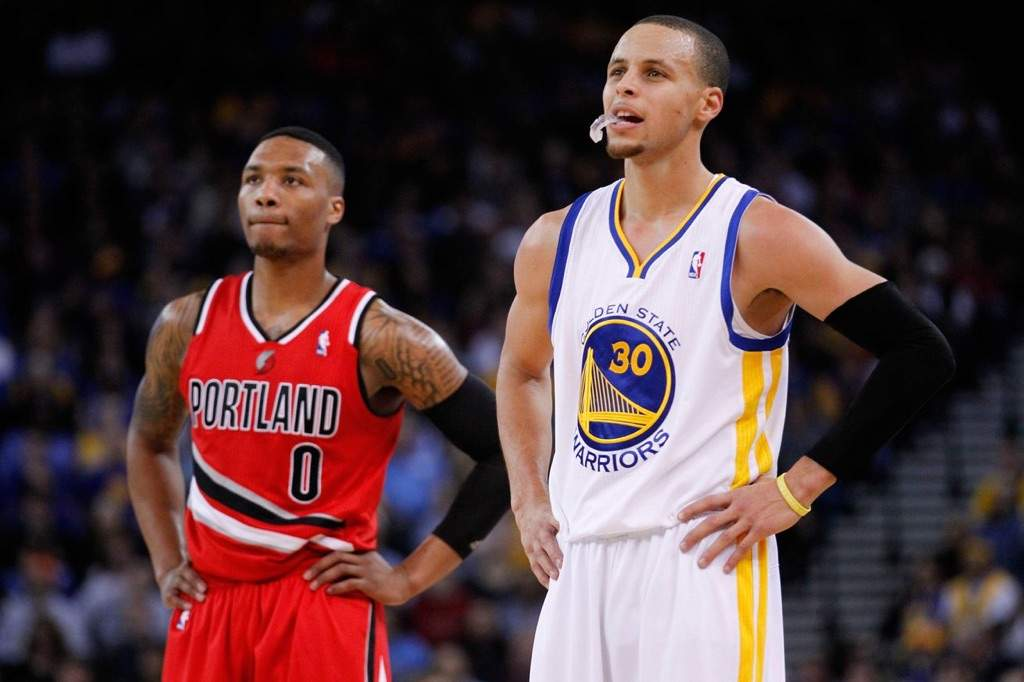 e449ae11c7e For the first matchup we have Damian Lillard against Stephen Curry.  Lillard