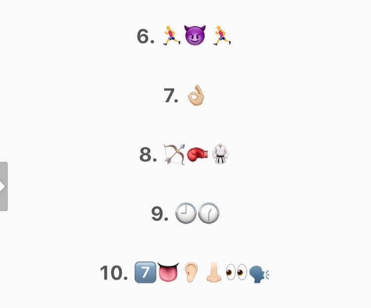 Guess the Song by its Emoji | K-Pop Amino