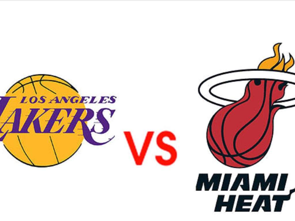 Dream Finals 2010 Lakers Vs 2012 Miami Heat Hardwood Amino