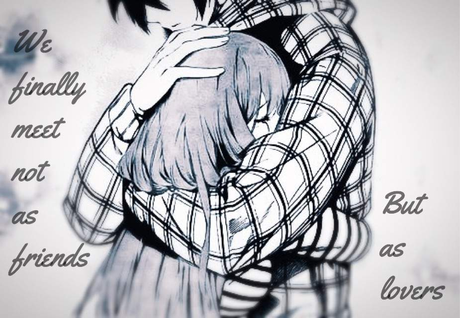 Drawings Long Distance Love Anime Pictures Www Picturesboss Com