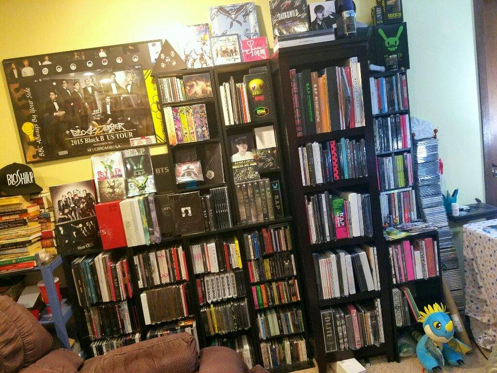 My K Pop Album Collection And How I Store It