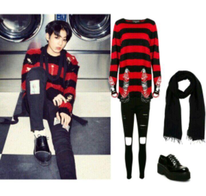 Outfits Inspirados BTS U2022|Jungkook|u2022 | ARMYu0026#39;s Amino Amino