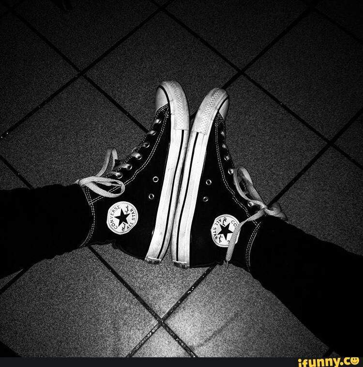aesthetic grunge aesthetics punk dark converse emo amino things everything