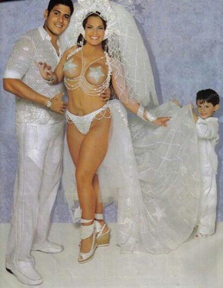 Los vestidos de boda mas feos del mundo