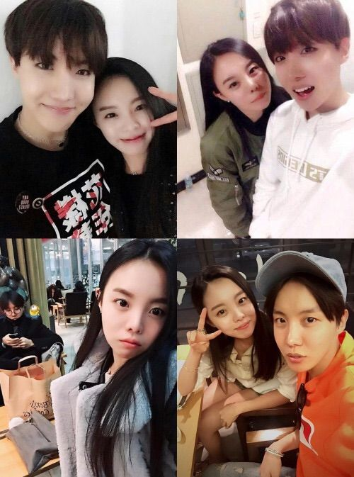 J-Hope's Sisters Clothing Brand | ARMY's Amino
