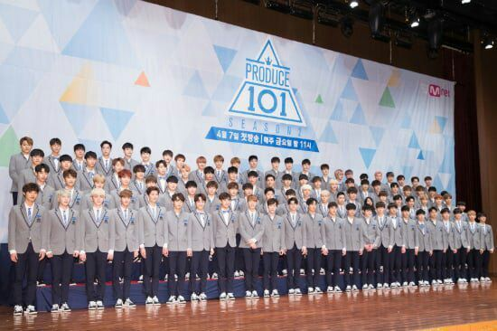 DailyUpdates™] Most Handsome Contestants? | Produce 101 Boys