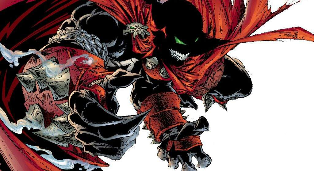 If You Ask Me Who My Favourite Superhero Anti Hero Is It Would Be Spawn Ever Since He Made His Debut In 1992 I Have Been An Avid Fan Of