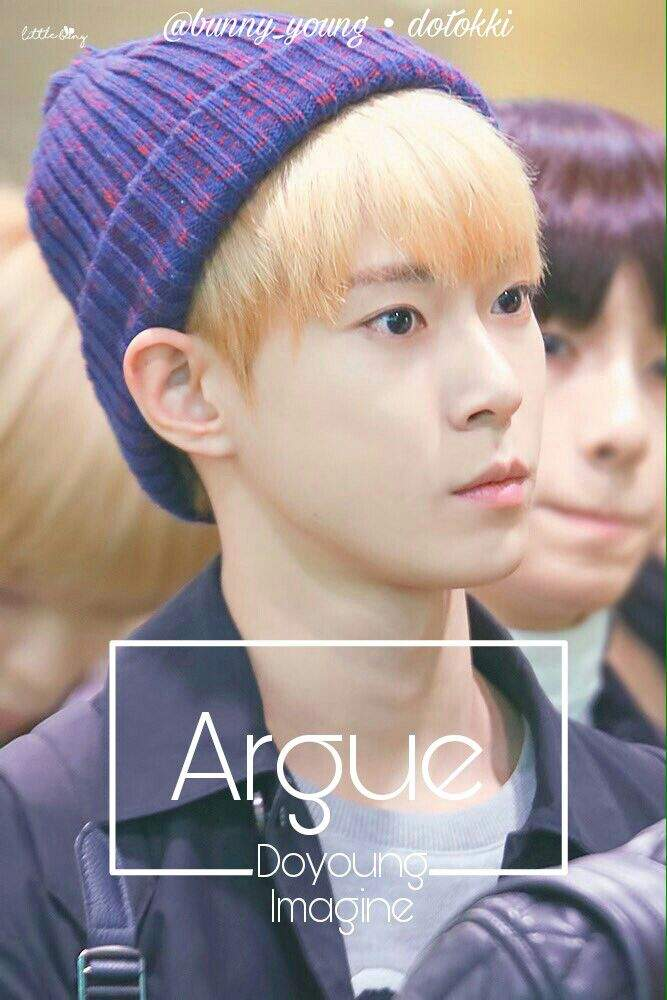 Argue | Doyoung Imagine | NCT (엔시티) Amino