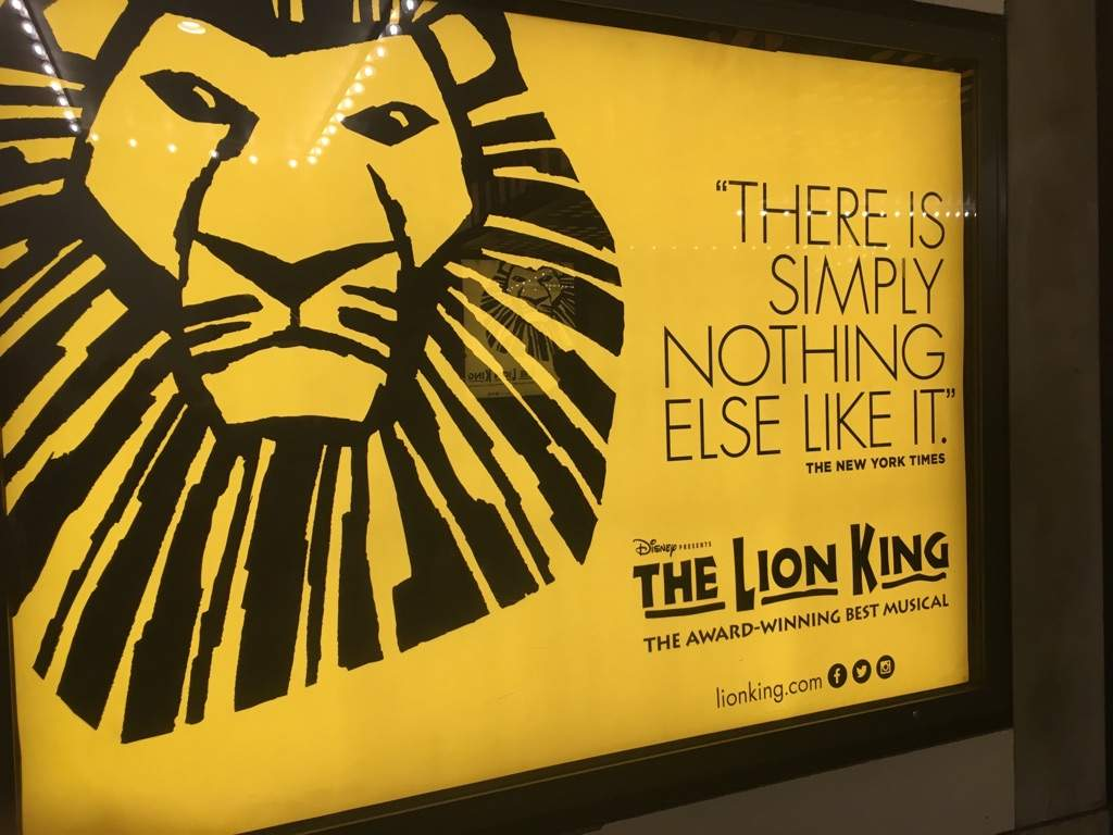 C Lion Review The Lion King: Broadwa...