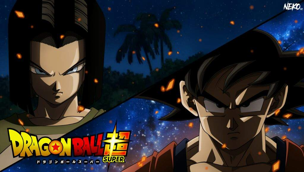 The Return Of Android 17 Anime Amino