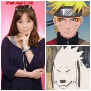 My top 10 Naruto voice actors/actresses who played for 2 or