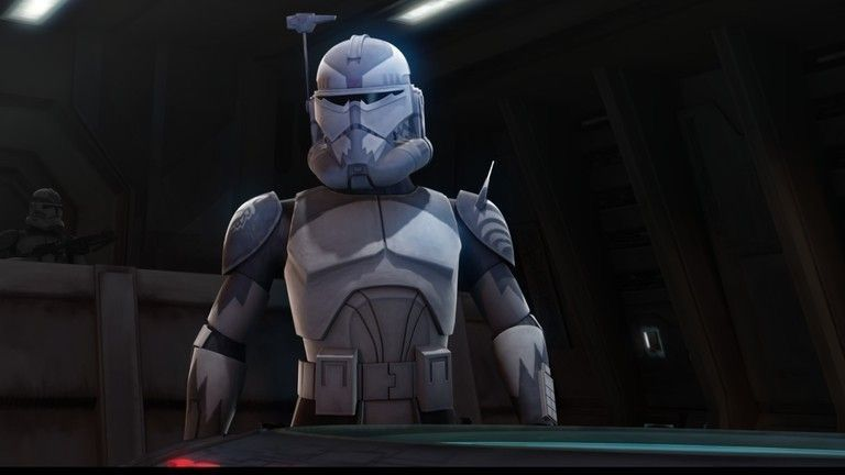all identified clone troopers of the 104th battalion wolfpack