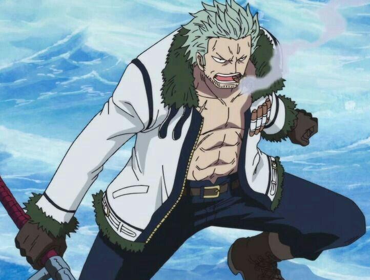 Post Time Skip Tashigi vs Pre Time Skip Smoker   One Piece Amino