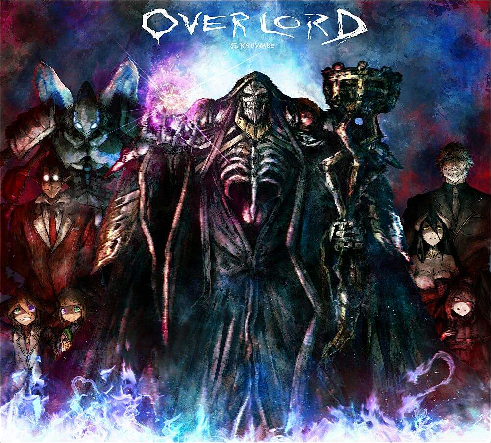 Just finished reading volume 5 of [OVERLORD] Light Novel