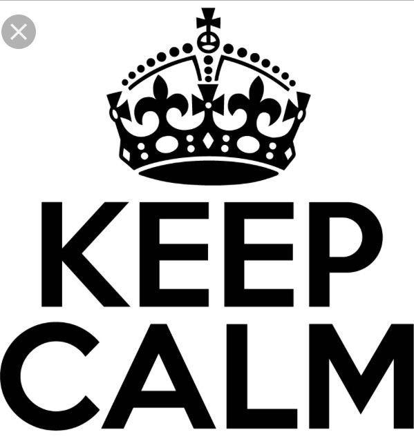 Keep Calm Week 10 Aj Amino Amino