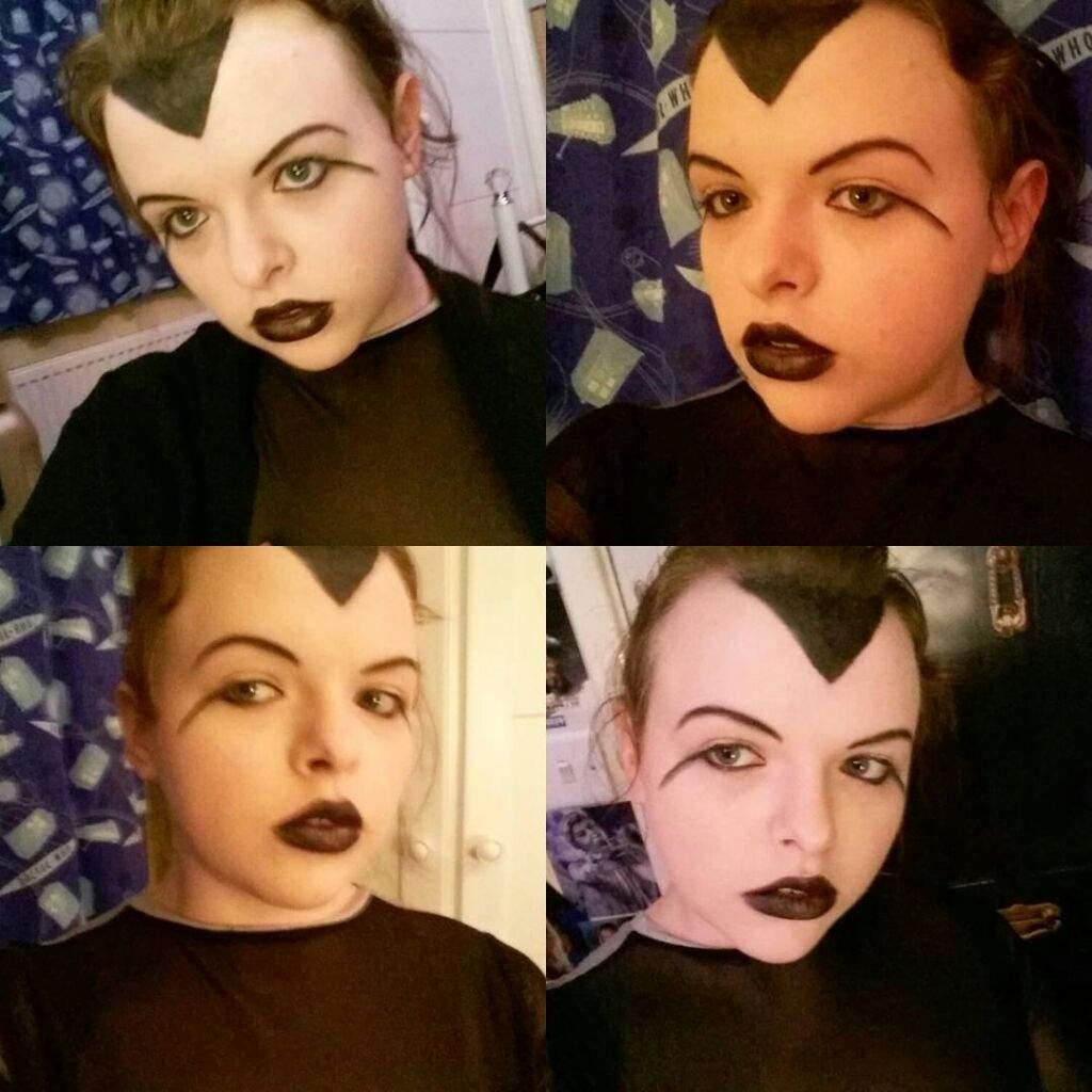 Dark Lili Makeup Legend Cosplay Amino