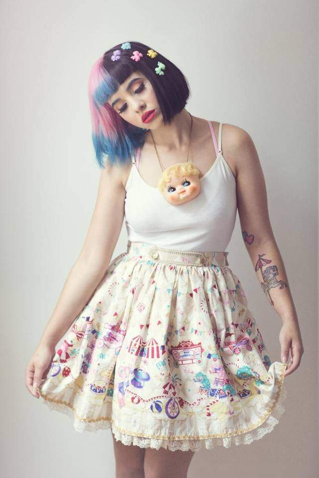 melanie martinez clothing findings  crybabies amino