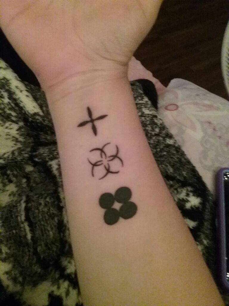 Bts Tattoo 😍 Army S Amino