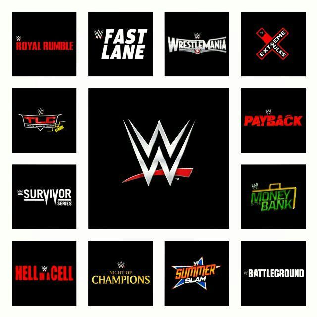 Calendario Wwe.2017 Wwe Ppv Schedule Of Events Wiki Wwe Br Pt Amino