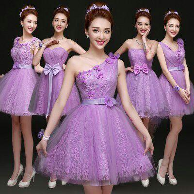 Moda Vestidos Vestidos De Damas De Honor Moda Y