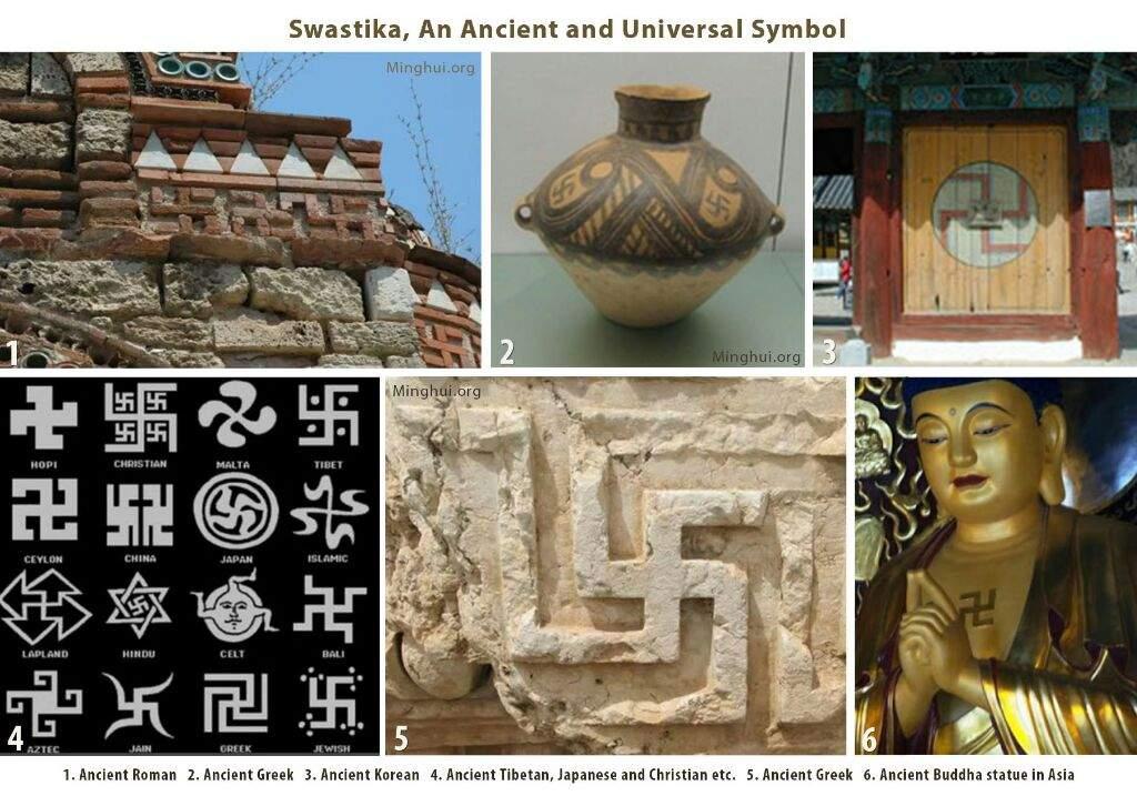 The Swastika Sign A Symbol Of Buddhism Or Nazism Japan Amino