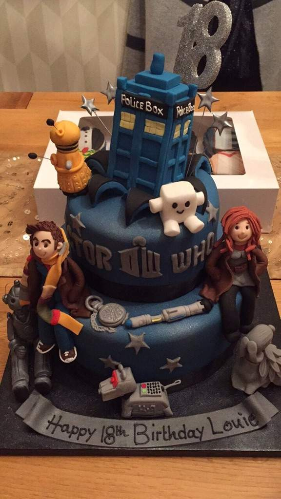 Fabulous 18Th Birthday Doctor Who Amino Funny Birthday Cards Online Inifofree Goldxyz