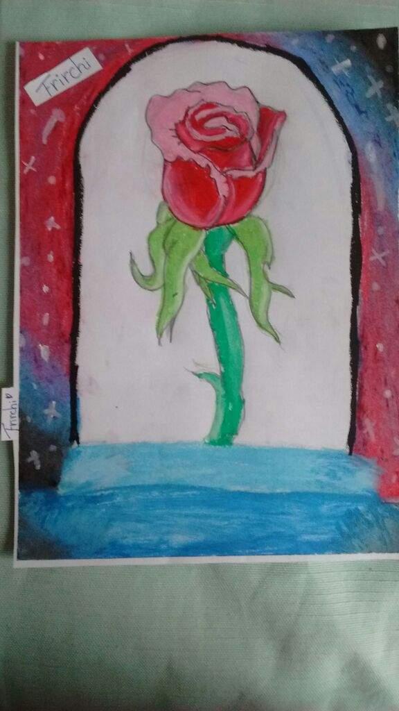 Rosa De La Bella Y La Bestia Tumblr Arte Y Retos Diarios Amino