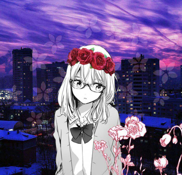 картинка на аву аниме