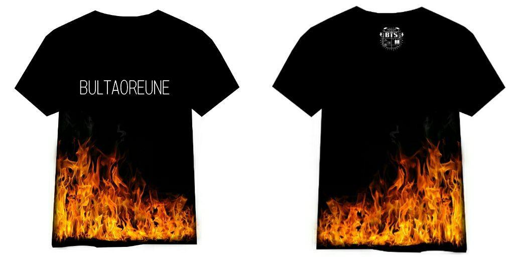 fire inspired t shirt - T Shirts Design Ideas