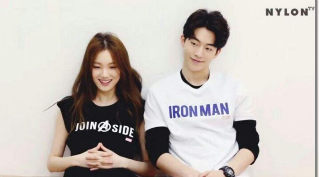 nam joo hyuk and lee sung kyung dating photos