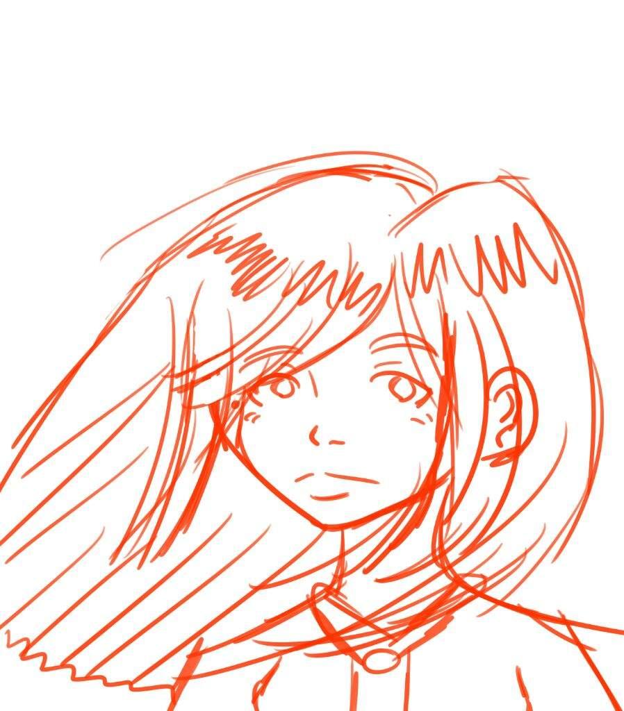 SwitchAround Drawing Challenge   •Anime• Amino