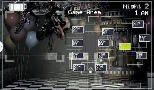 FNAF 2: All the Rare screens, Easter eggs and secrets    Five Nights