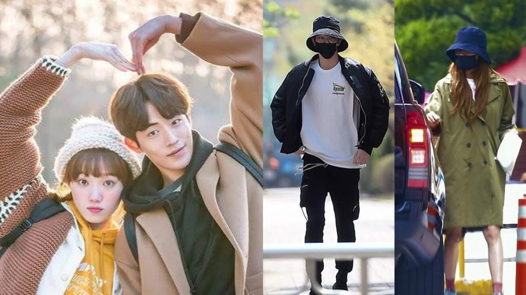 Nam joo hyuk dating website