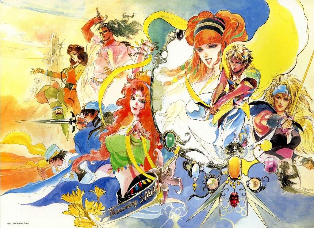 🎵The Sound of Romancing Saga🎵 | Video Games Amino