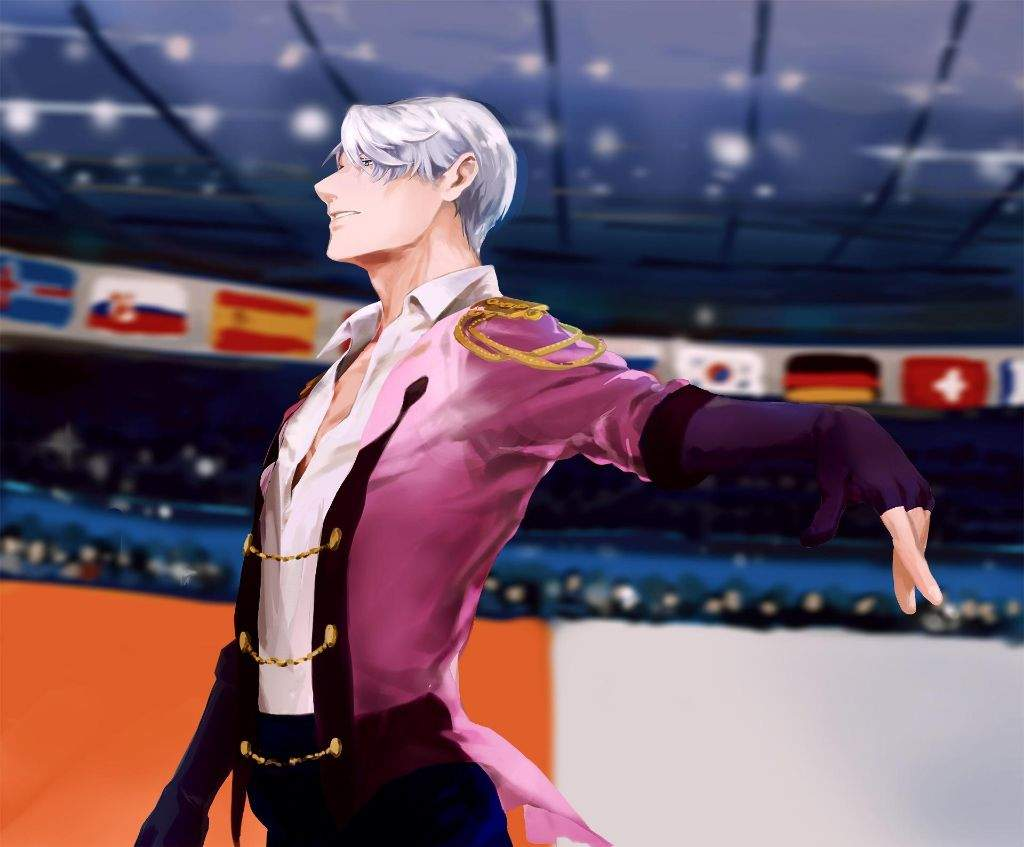 Yuri On Ice Wallpaper Anime Amino