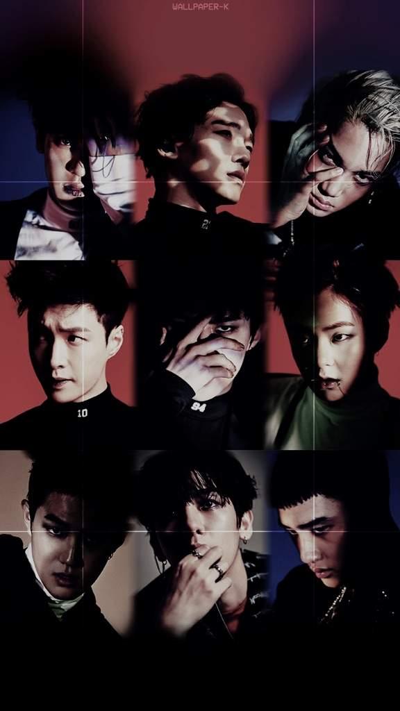 Exo Wallpaper Exo 엑소 Amino