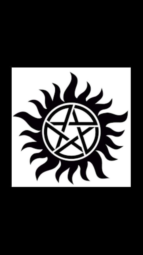 Anti Possession Symbol Supernatural Amino