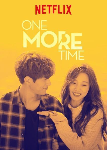 Resultado de imagen para one more time drama poster