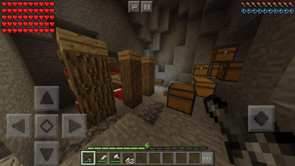 minecraft pe crafting dead server