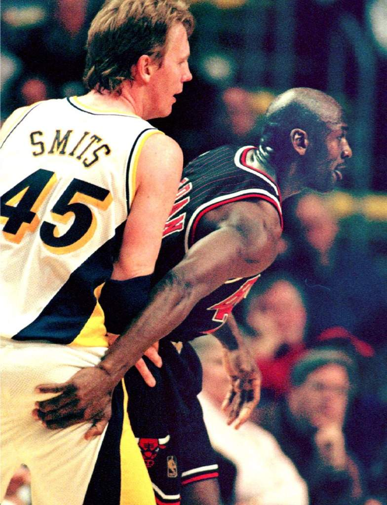 Rik Smits the best dutch player to ever play