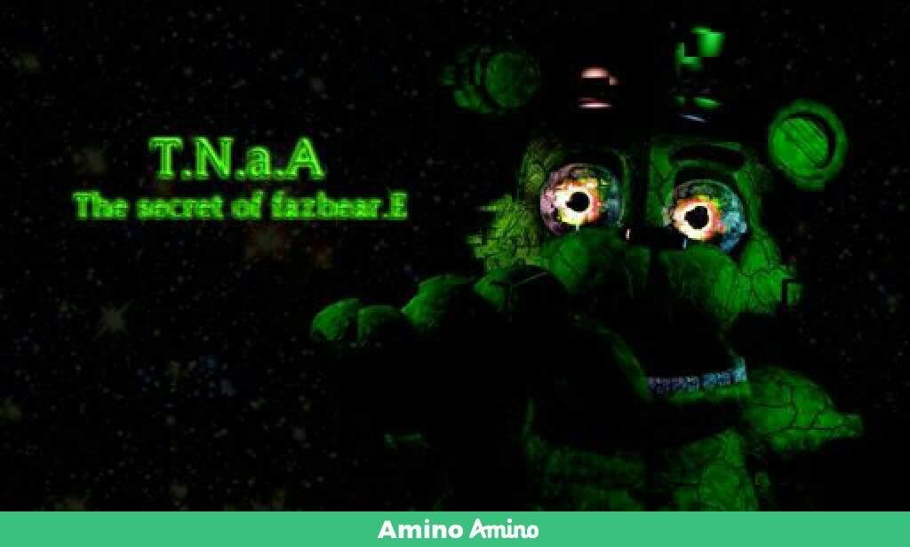 Nuevo Fan Game!!! TnaA TSoFE | FNaF Amino [ Español ] Amino