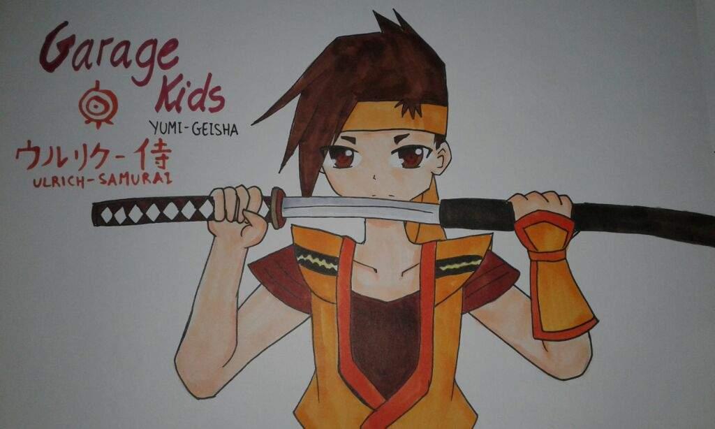 Garage Kids Code Lyoko Amino