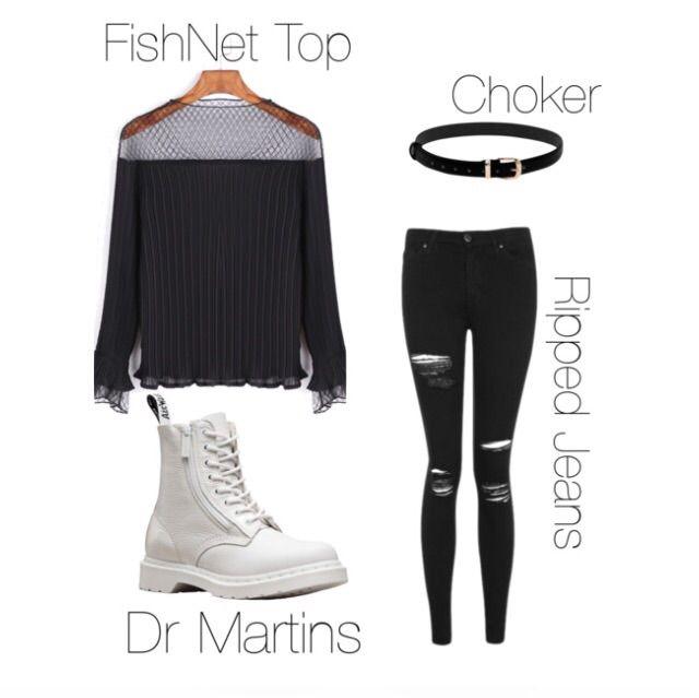 Blackpink Outfit Ideas: Blackpink Lookbook #1