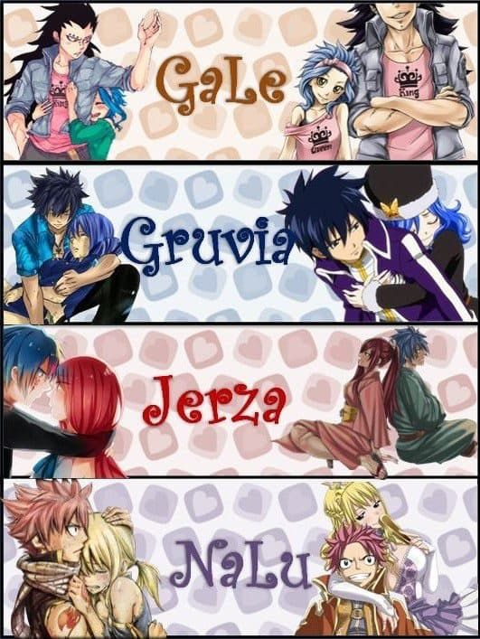 Character And Ships Name Quiz Fairy Tail Amino