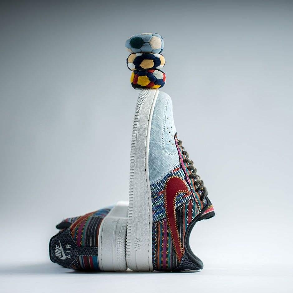 Nike Air Force 1 Low Multi Print | Sneakerheads Amino