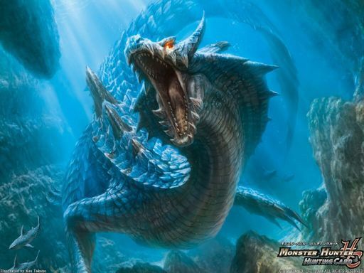 Lagiacrus | Wiki | Monster Hunter Amino