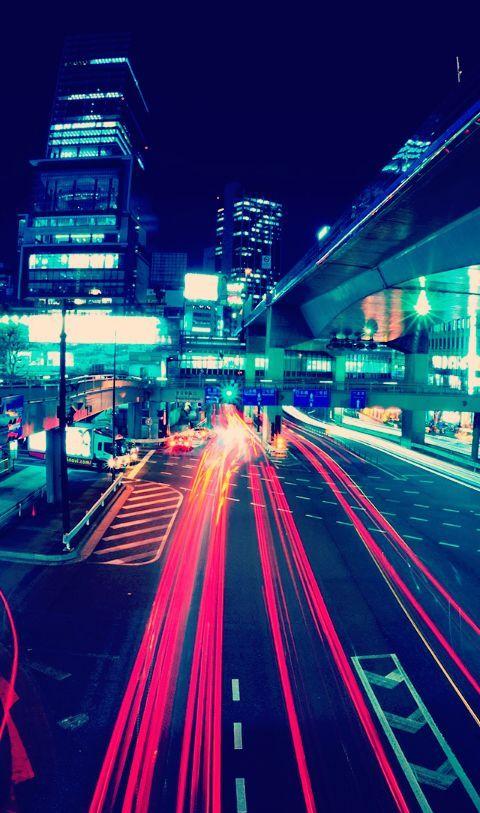 City Lights Aesthetics