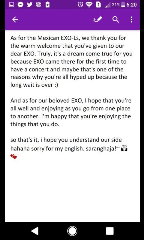 EXO-L's PH being sulky to EXO | EXO (엑소) Amino