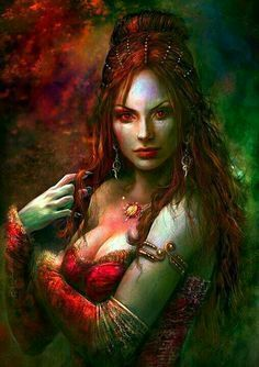 Lianhan Sidhe Faery Muse The Witches Circle Amino