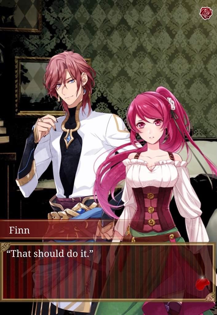 Blood In Roses Finn